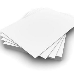 túi giấy 2 mặt